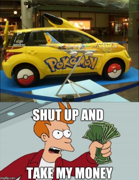 Best car ever :suprainbow: - meme