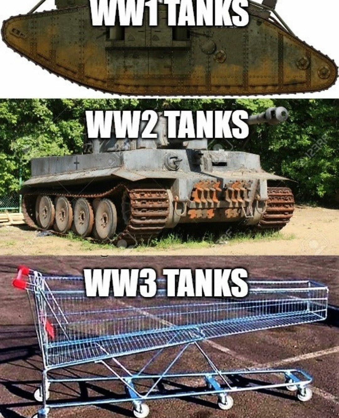 World of tank - meme