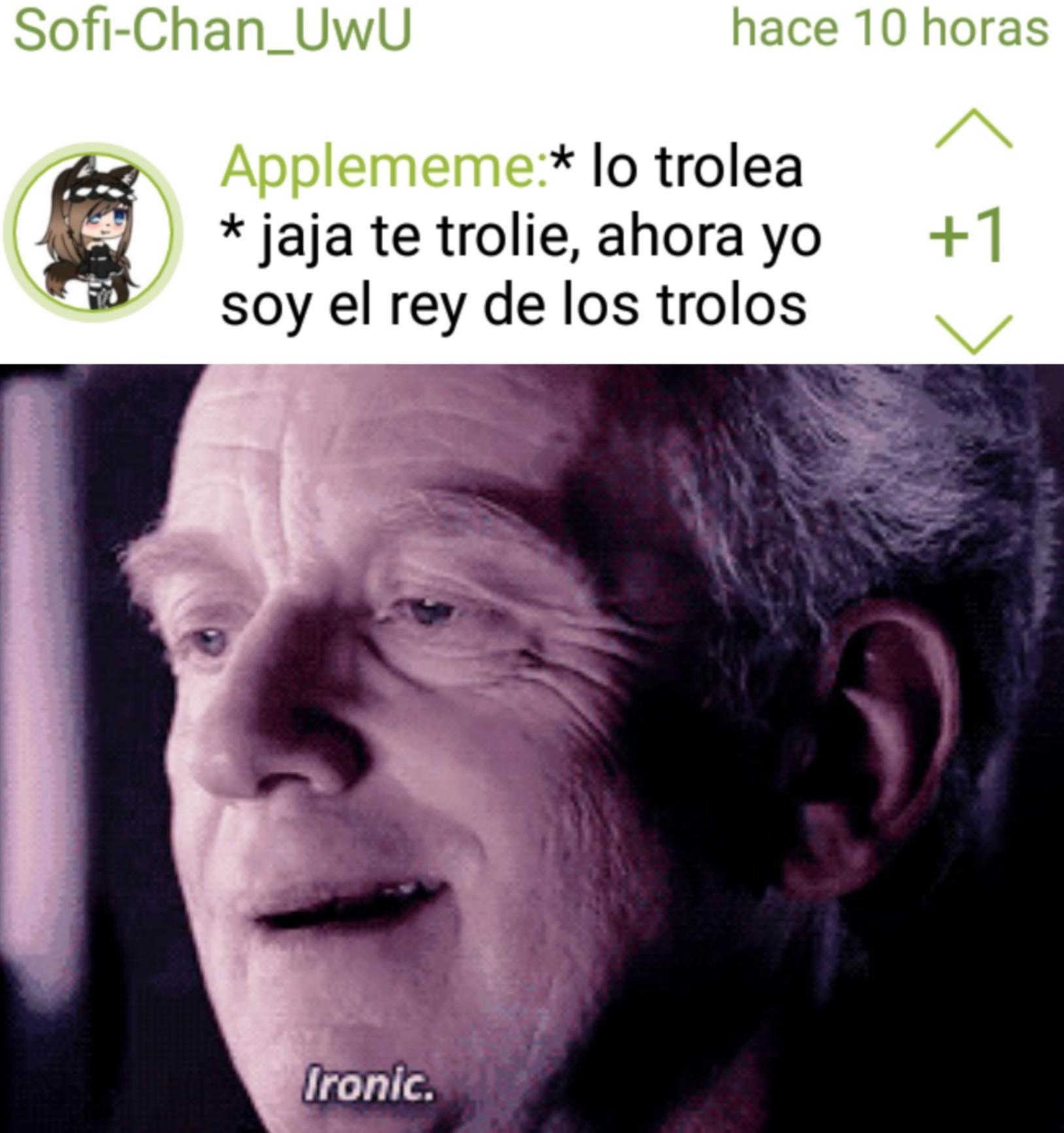 Troliado - meme