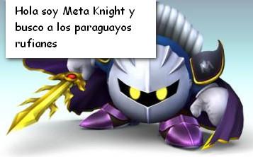 busco a los paraguayos - meme