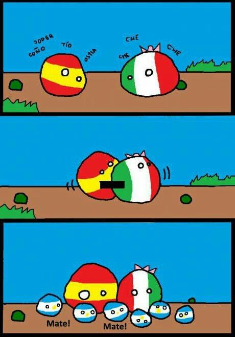 Nacimiento Argentino - meme