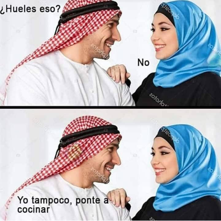 Arabes - meme