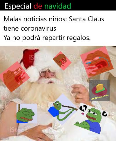 Emos be like (Especial navideño) - meme