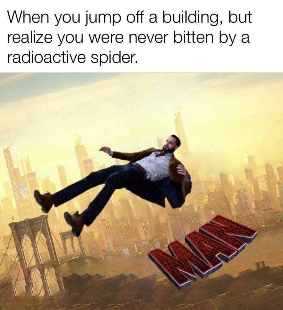 Damn, man - meme