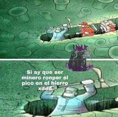 minero xd - meme