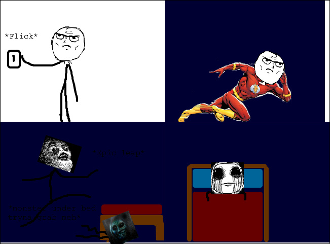 Who else did this as a kid? - meme
