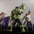 Big green hulk
