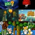 Mis favoritas fueron la de Nintendo y la de Microsoft