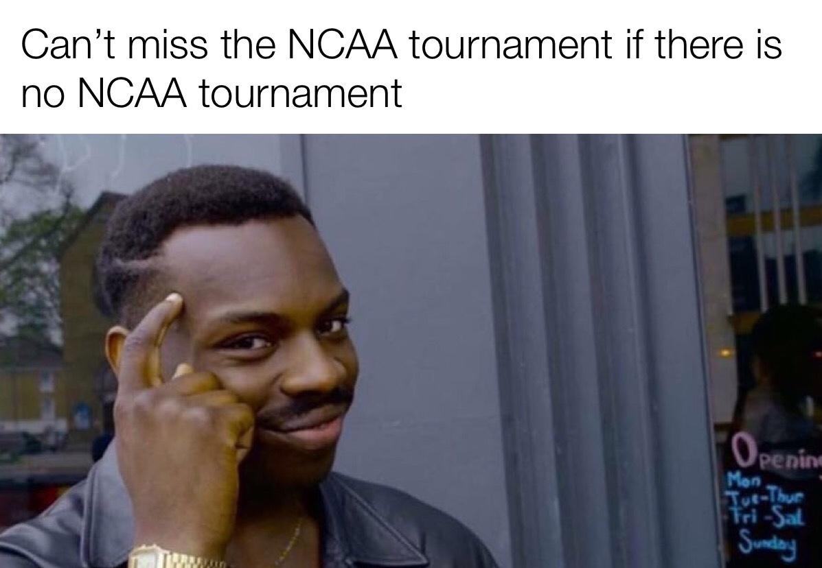 NCAA tourney - meme