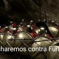Los espartanos lucharán contra los Furros