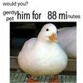 would  u?