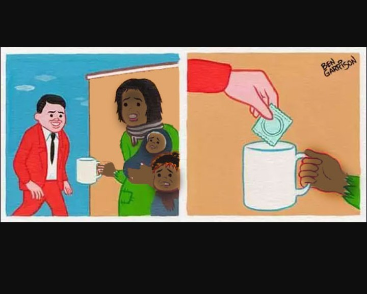 #condomsforblacks - meme