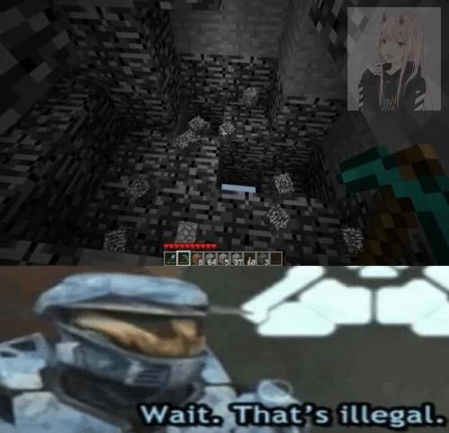 ilegal - meme
