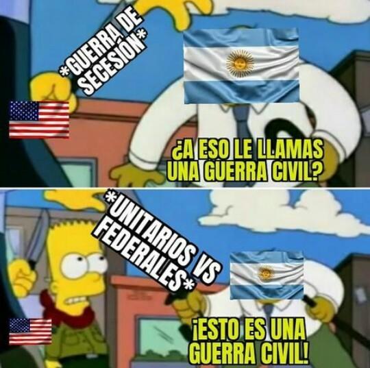 Viva la santa federacion! - meme