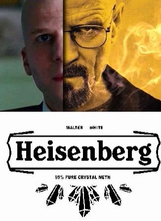 Jesse Heisenberg - meme