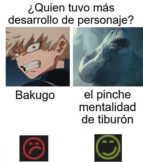 el mentalidad de tiburon: la pelicula - meme