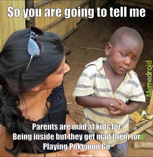why parents why?! - meme