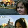 She's grown up