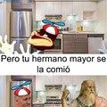 QUIEN SE COMIO MI TORTA!!!!