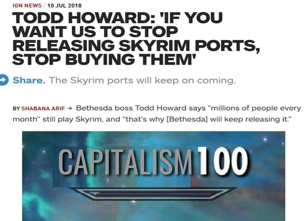 Evil 100 - meme