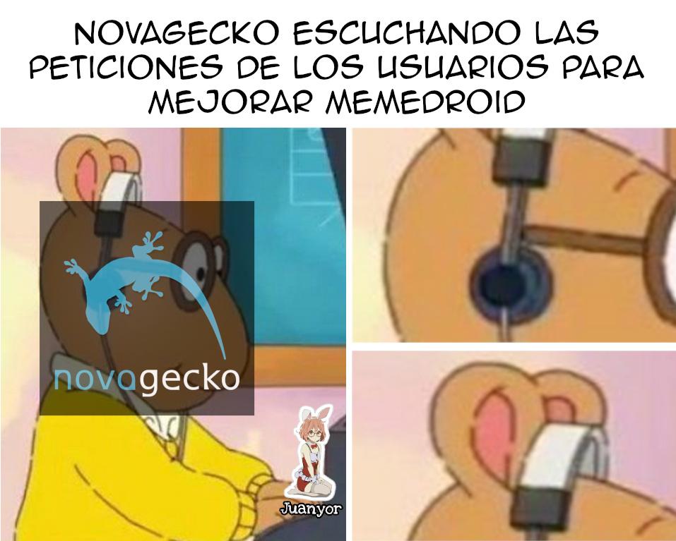 Novagecko, por favor :C - meme