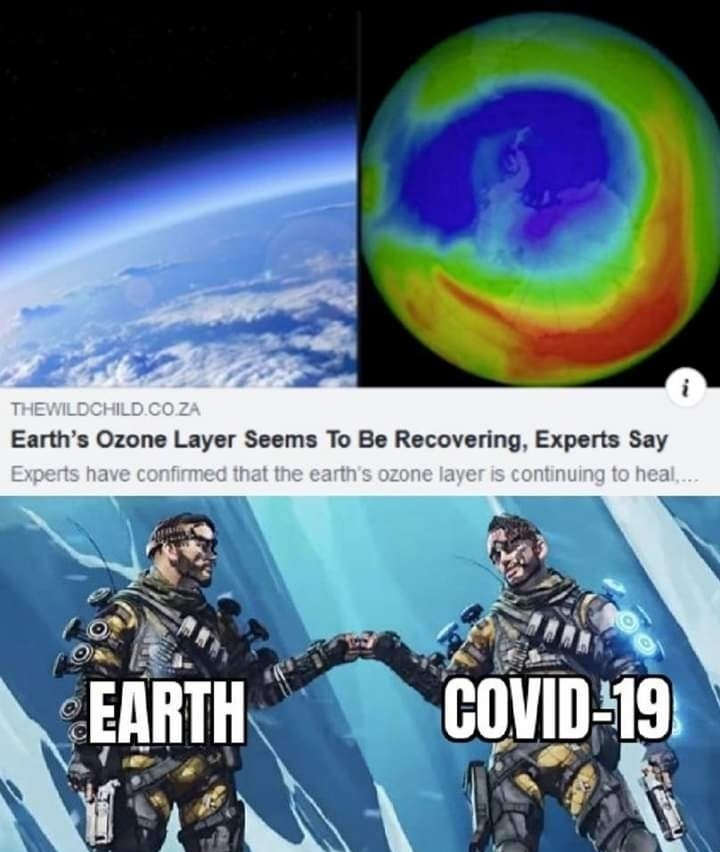 Well earth did it - meme