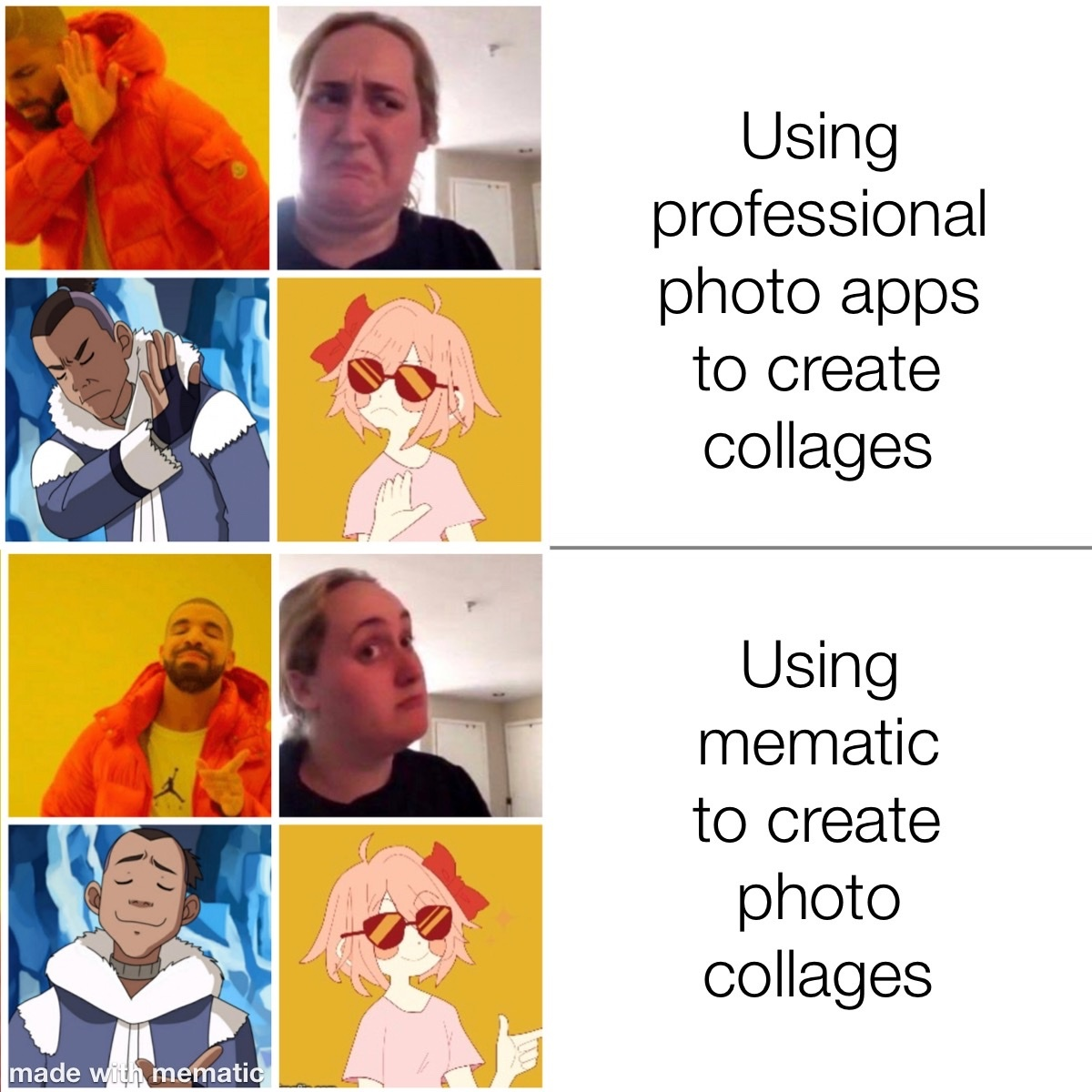 drake alternate memes