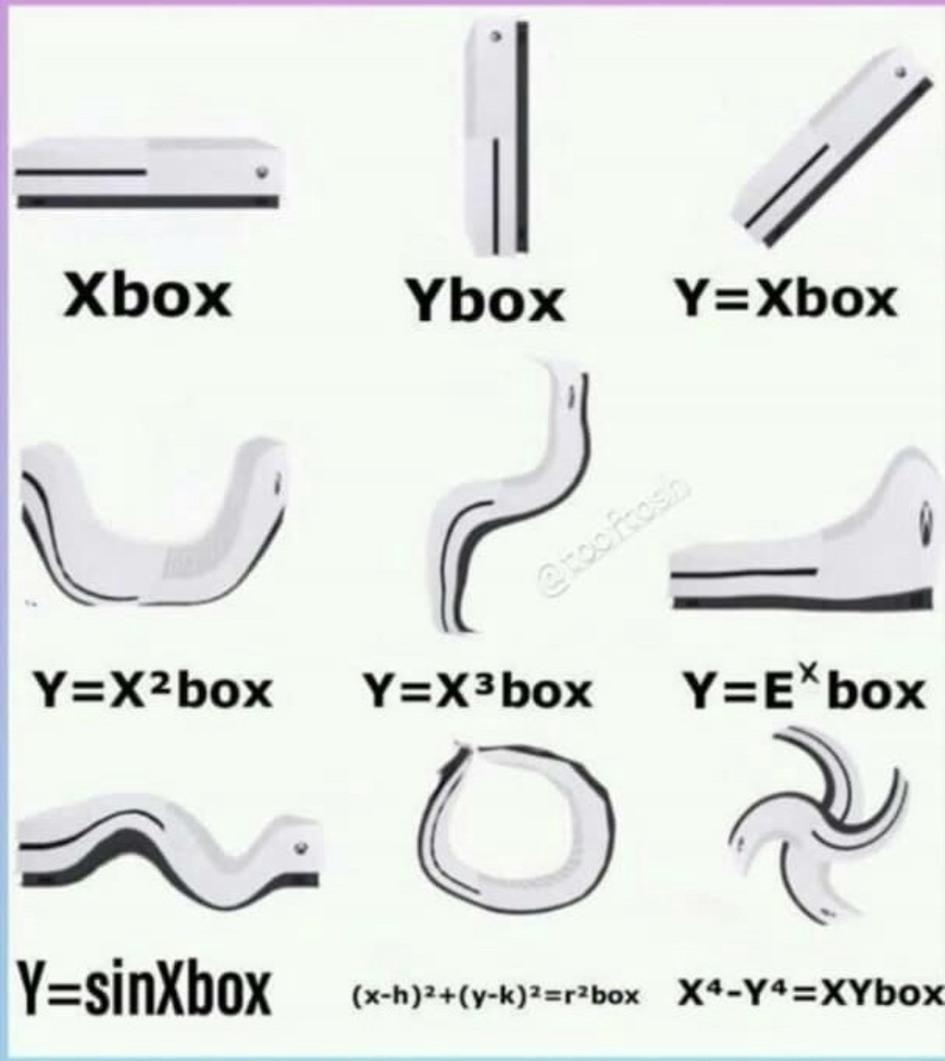Xbox, no cuenta como meme de nintendo