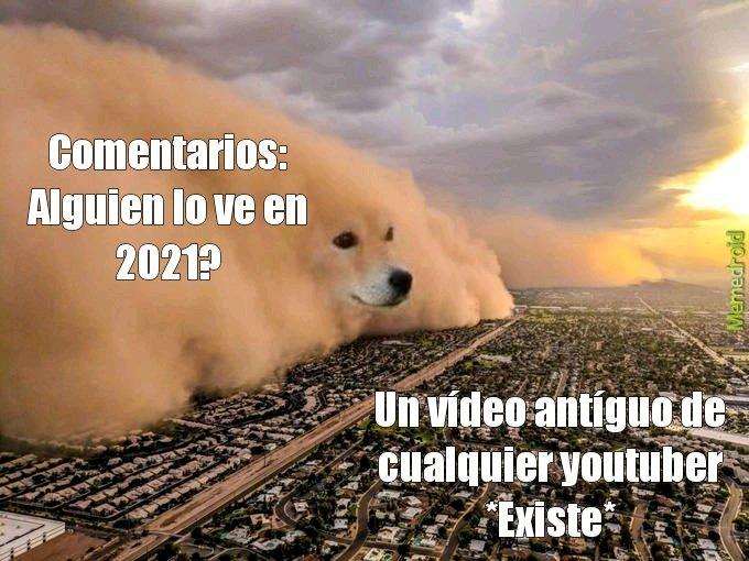Alguien lo ve en 2077? - meme