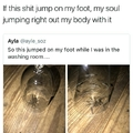 r.i.p foot