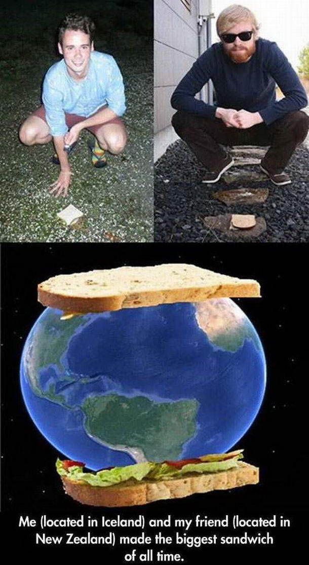 World sammich - meme