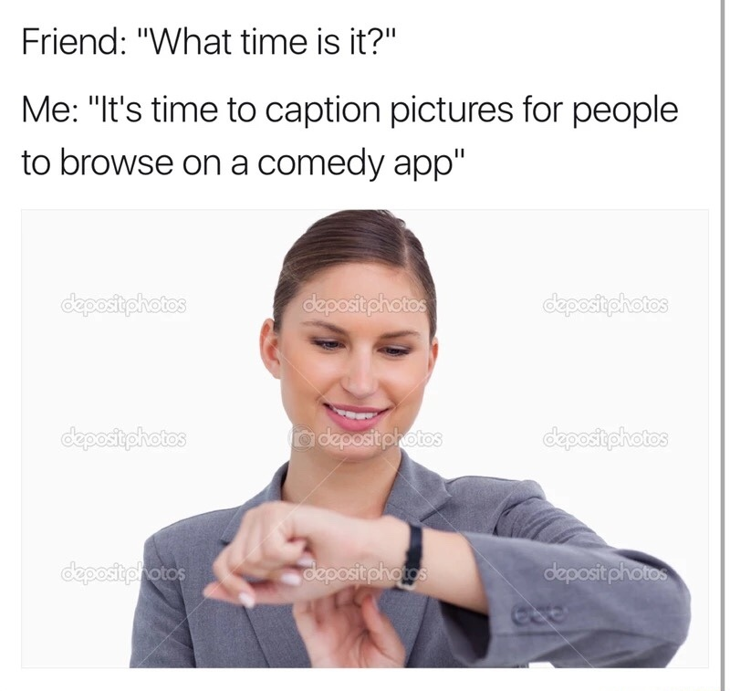 I gotchu - meme