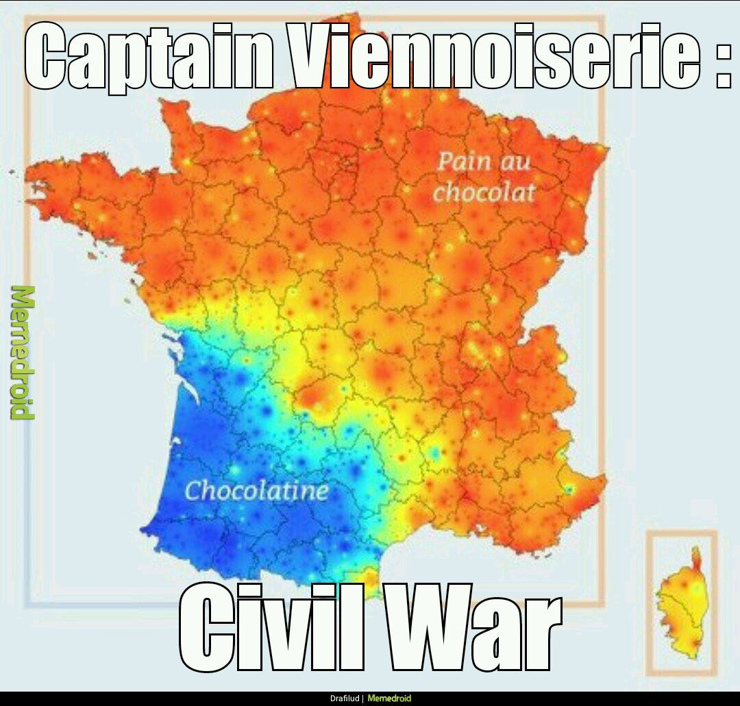 Le Marvel Français - meme