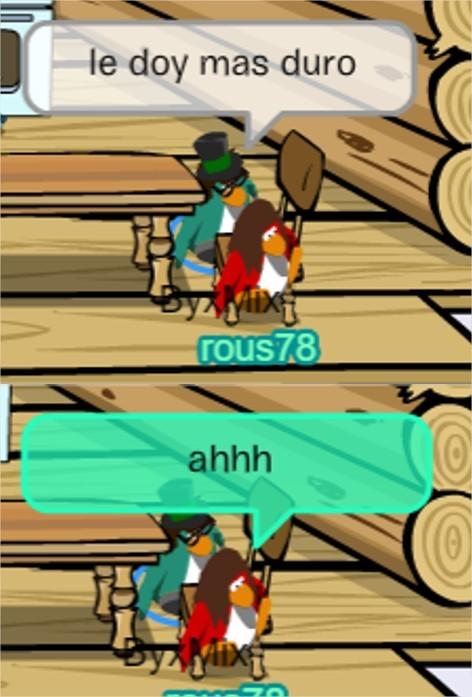 primer dia en el club pinguino - meme
