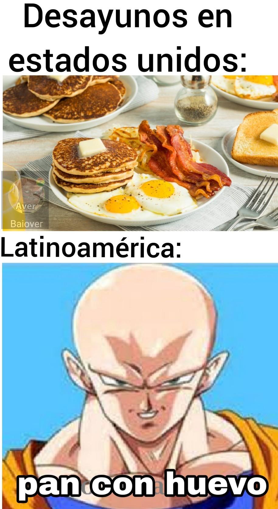 Pan con webo - meme