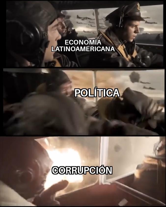 Momento latino - meme