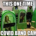 The Covid Band