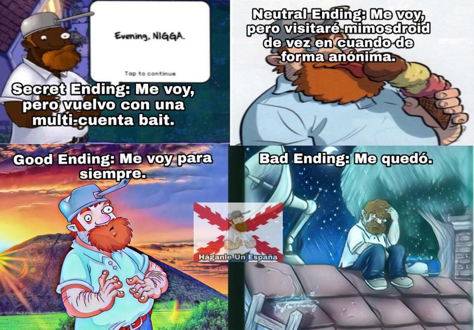 Adiós Chavos.....Por ahora..... - meme