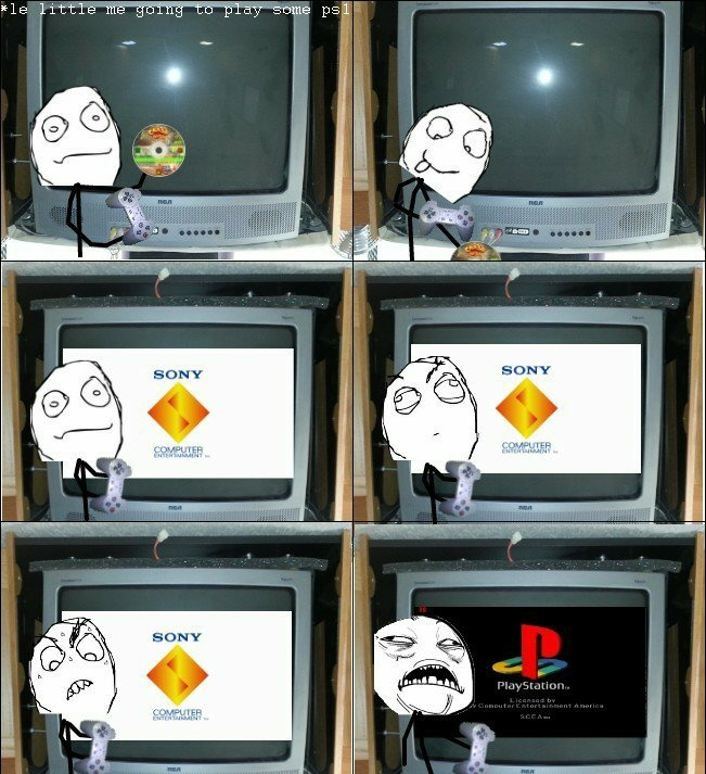 fav. ps1 game? - meme