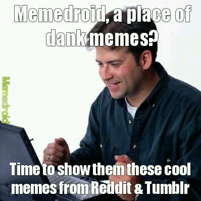 They will think I'm so original! - meme