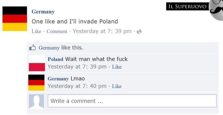 Silly Germany - meme