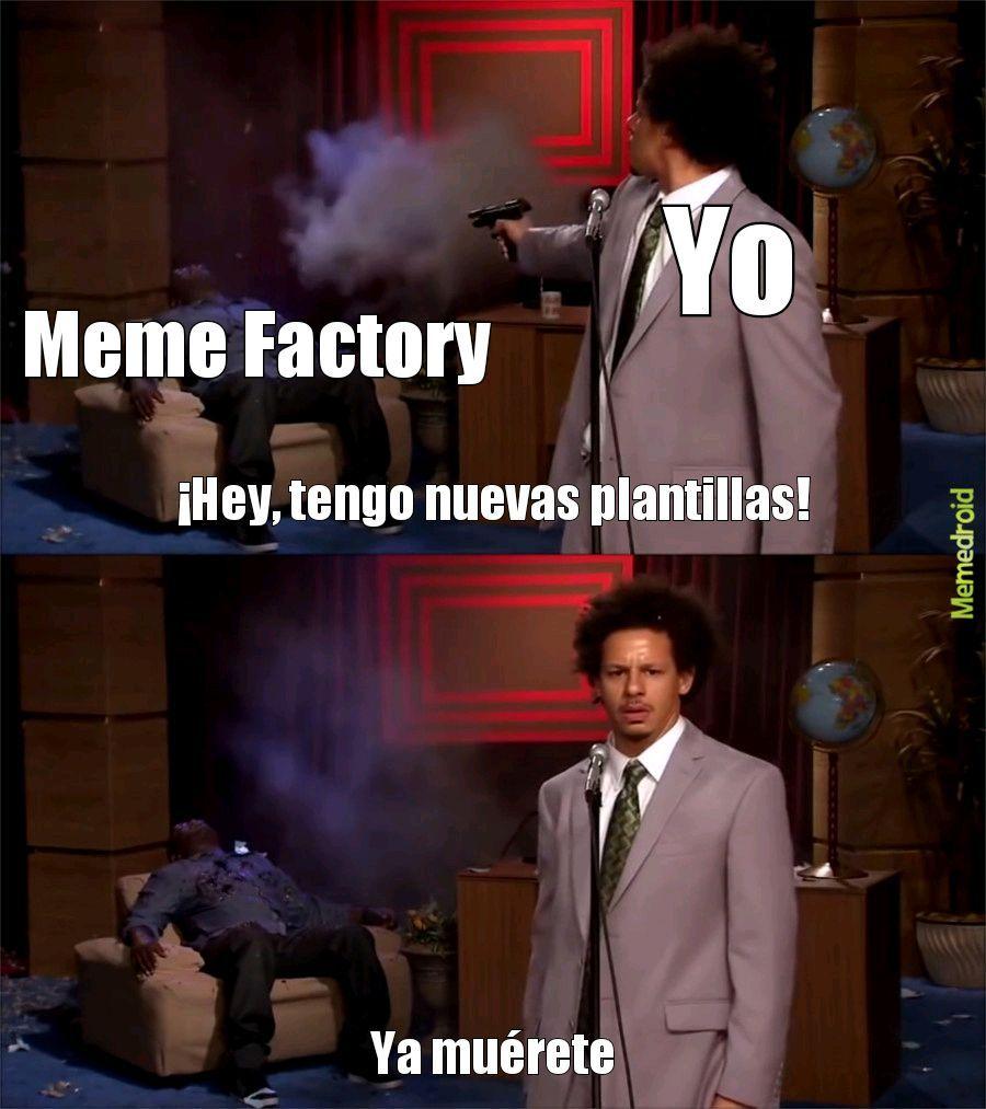Este Novagecko intentando revivir Meme Factory