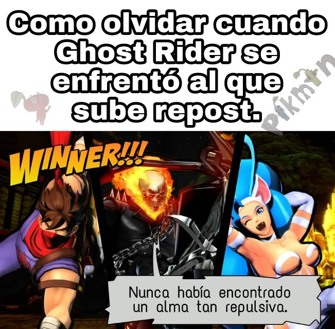 Johnny Blaze - meme