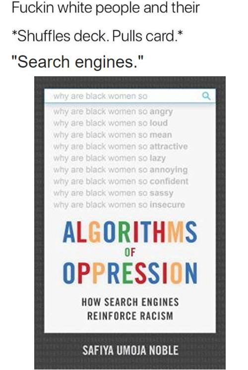 why are black women so black - meme