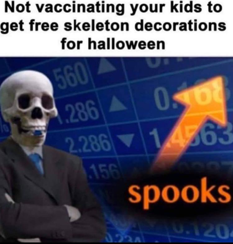 spooky - meme