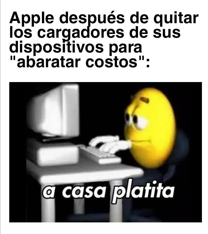Apple qliao - meme