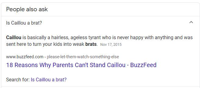 Don't trust buzzfeed - meme