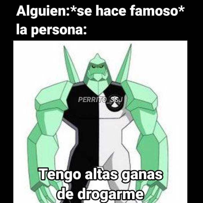 Repost (Créditos: @PERRITO_SSJ) - meme