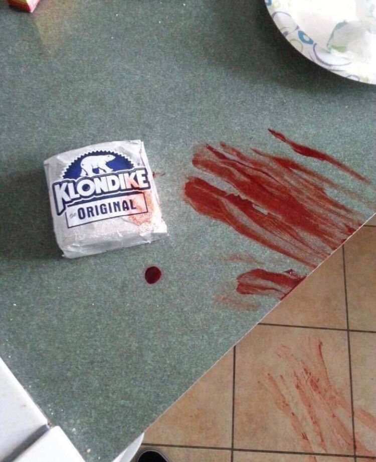 what would you do for a Klondike Bar? - meme