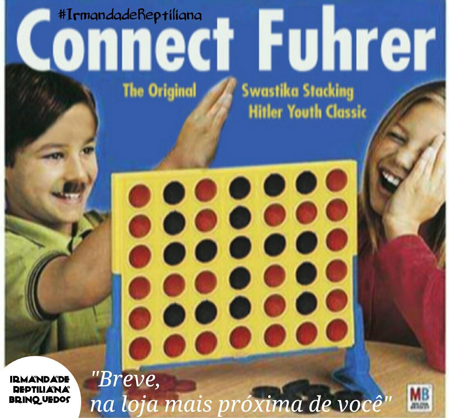 Produzido e distribuído por: Leo1000086/Títio Hitler/Reptiliano - meme